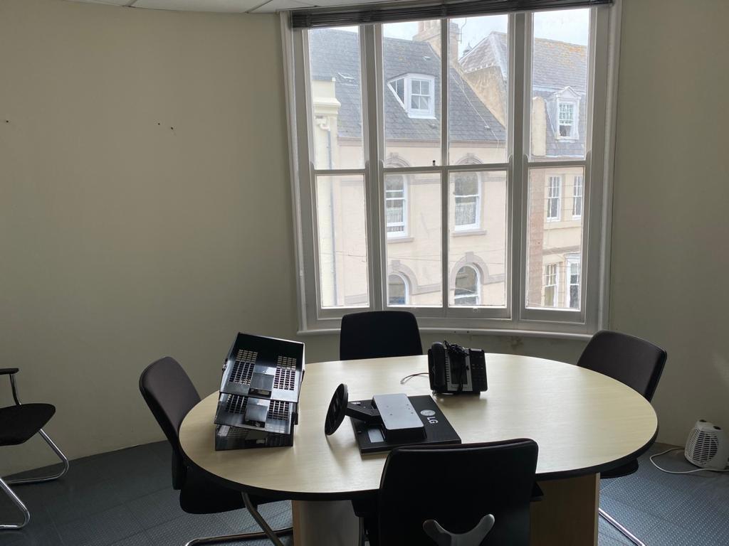 Prime Office Location on the Corner of Queen Street & Bath Street, St Helier