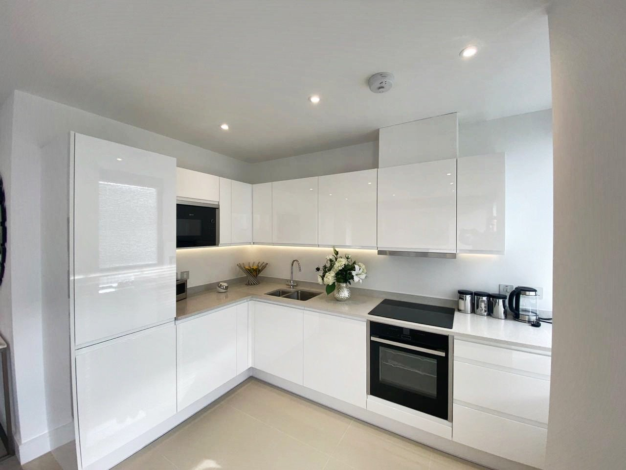 Prestigious Building in St Helier, One Bedroom Luxury Apartment Purchase off plan,  2 Remaining