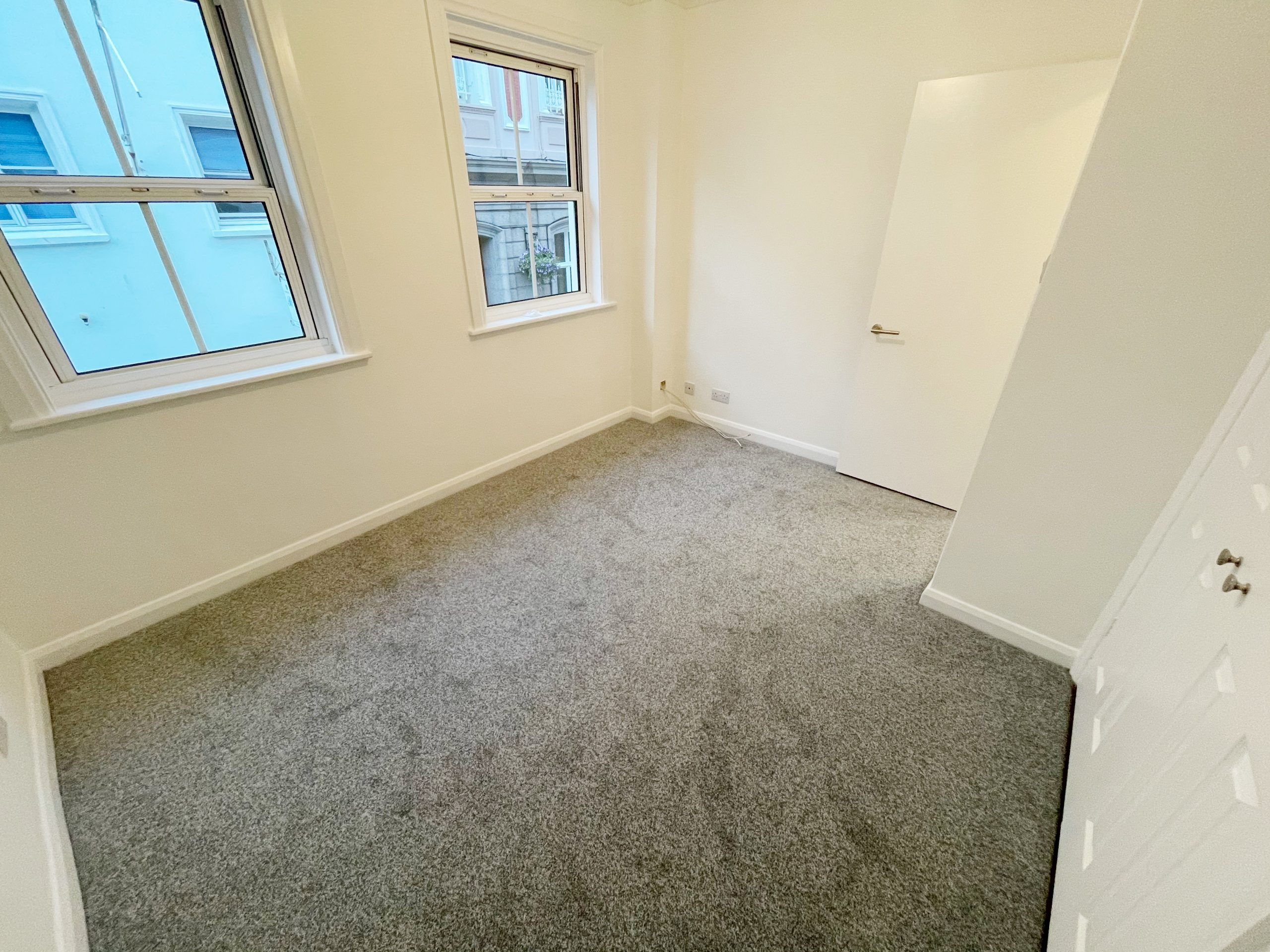 Brand New to Market! Sole Agent, Flying Freehold, First Floor, St Helier Studio